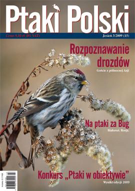 Ptaki Polski 3/2009