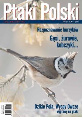 Ptaki Polski 3/2014