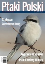 Ptaki Polski 4/2016