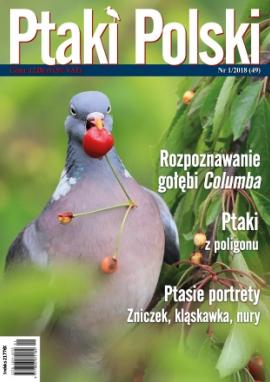 Ptaki Polski 1/2018